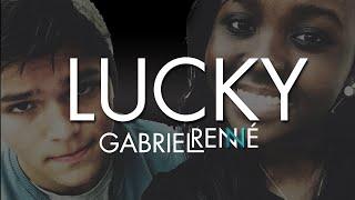 Jason Mraz ft. Colbie Caillat - Lucky (Gabriel Renné Cover)