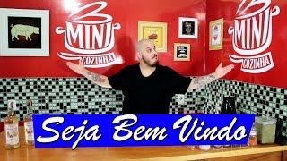 Seja bem vindo a MiniCozinha!
