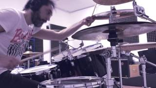 LIMP BIZKIT \\ EAT YOU ALIVE - Daniele Cocco  - 1 MINUTE DRUM [HD 720p]