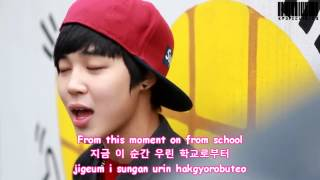 BTS (방탄소년단) - Graduation Color Coded Eng|Hangul|Roman Lyrics MV [Jimin, Jungkook, J-Hope] HD