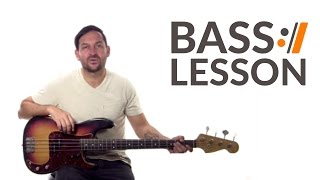 From The Inside Out - Hillsong United // Bass Tutorial