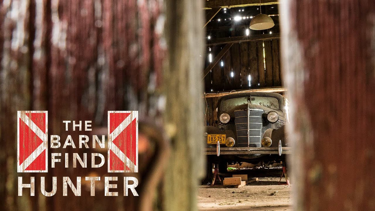 Barn Find Hunter: Coastal Maine