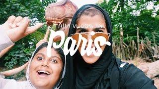 PARIS DAY 5 | حديقة الحيوان اللي خلتني امرض