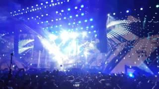 Calvin Harris - Feel So Close (Coachella 2016 WEEKEND 1 LIVE)