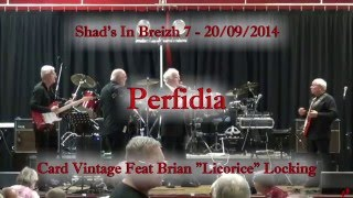 Perfidia Cover The Shadows