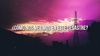 The middle • Zedd, Maren Morris, Grey   Letra en español / inglés