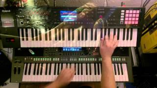 Imany – Don't be so shy (Filatov & Karas Remix)- Yamaha PSR-S770 & Roland FA06