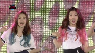 【TVPP】Red Velvet - Happiness, 레드벨벳 - 행복 @ Incheon K POP Concert Live