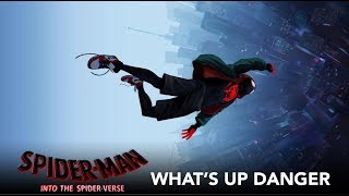 "Spider-Man Into the Spider Verse ""What's Up Danger"" Music Video"