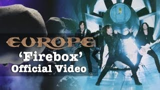 "EUROPE ""FIREBOX"" Official Music Video (HD) from Bag Of Bones"