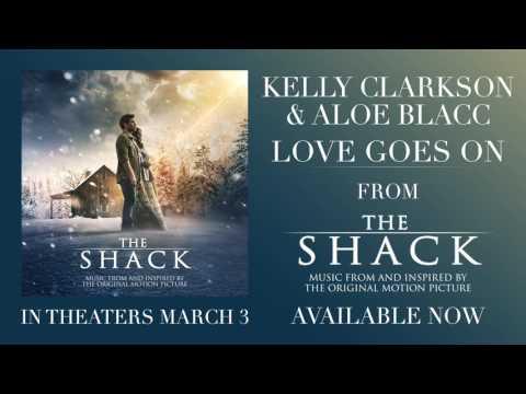 Kelly Clarkson & Aloe Blacc - Love Goes On