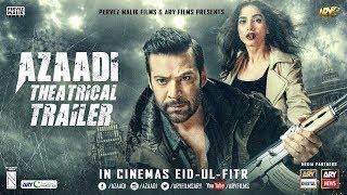 [Trailer] AZAADI - Moammar Rana | Sonya Hussyn | Nadeem Baig {ARY Films} width=