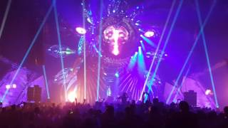 Qlimax 2016 | Bass Modulators - Glitch | 1080p60