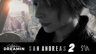 Sia - California Dreamin' - [San Andreas Movie] Cinematic Cover by Lies of Love