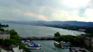 Zürich in Time-Lapse