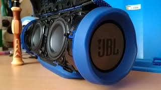 JBL Charge 3 - Aqua Drop Bass Boosted