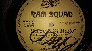 Ram Squad - Unfortunate (Instrumental) (1996)