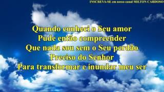 Milton Cardoso - Pois não há outro igual (Take a look at me now)
