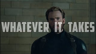 Captain America - Whatever It Takes