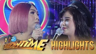 It's Showtime Miss Q & A: Love poem by Vice and Bela