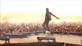 Travis Scott - Butterfly Effect | LIVE | OAF2017
