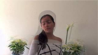 """""""Sola Otra Vez"""" Céline Dion - cover by Mariana Lom"""