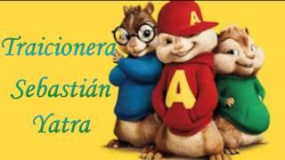 Traicionera - Alvin & las Ardillas (Sebastián Yatra)