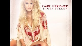 Carrie Underwood~ Dirty Laundry Lyrics