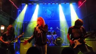 "Cerebus live Legions Of Metal 2017 ""Too Late to Pray"""