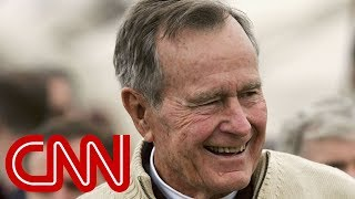 George H.W. Bush entire state funeral