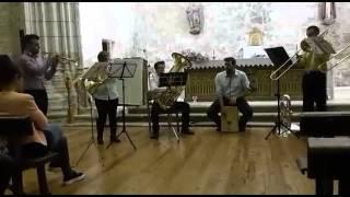 Drum&Brass Second waltz (Shostakovich)