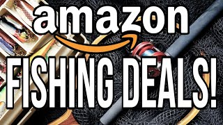 Amazon's Cyber Monday Fishing Gear Deals
