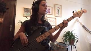 Alana Alberg Bass Cover Madalena - Elis Regina