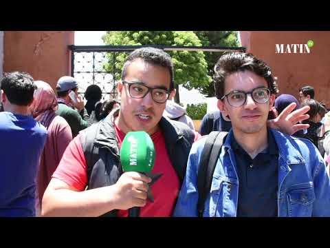 Video : Bac 2018 : Les lycéens de Rabat globalement satisfaits