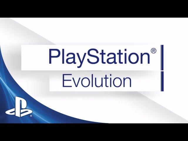 Evolution of PlayStation: The Beginning