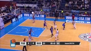 29.10.2016. u 21:00  Partizan NIS - Budućnost Voli