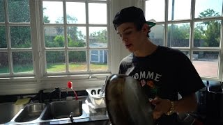 Hayes in The Kitchen