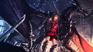 HD | Nightcore - Dragonborn Comes ✮