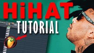 How to make hi hat midi videos / InfiniTube