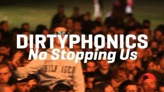 Dirtyphonics - No stopping us - Live (Rock dans tous ses états 2013)