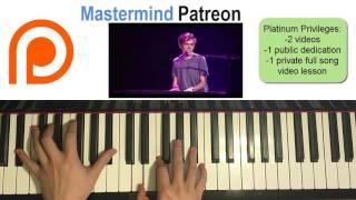 Bo Burnham - Kill Yourself (Piano Cover)   Patreon Dedication #71