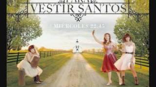 Para vestir santos - Cancion de entrada - Viudas e Hijas del Rock and Roll