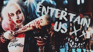 ● suicide squad | entertain us.