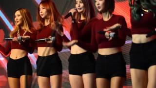 Up & Down (위아래) -EXID Live @ 2015 Korea Advertising Congress