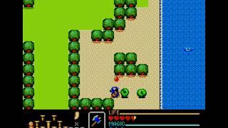 Especial Master System - #20 Golden Axe Warrior