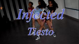 Infected - Tiesto | Coreografia - Choreography