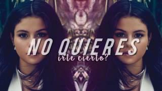 Trust Nobody - Cashmere Cat ft. Selena Gomez (En español)