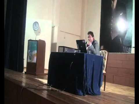 """SOSYAL HİZMETİ ANLAMAK VE TANITMAK"""" konulu konferans-2"""