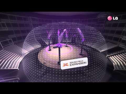 LG Cinema 3D Sound Home Theatre