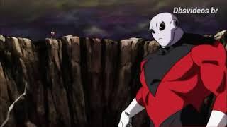 Goku vs jiren amv Warrior ( Disturbed)